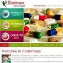 Pharmaceutical Website Development