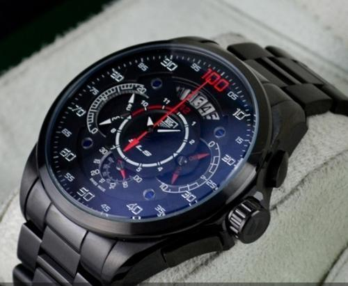 tag heuer grand carrera mercedes benz sls black watch at rs 4500