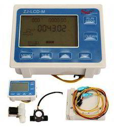 Water Flow Control LCD Meter