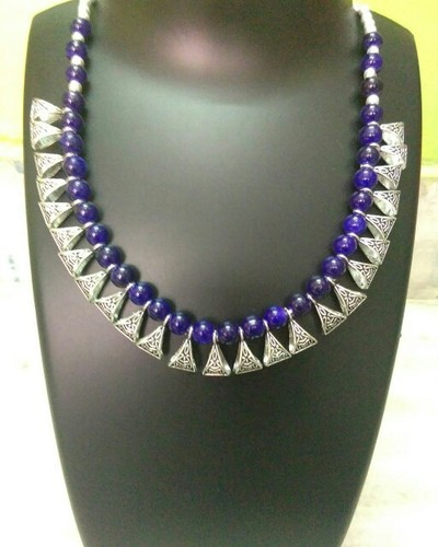 dabfb4938555a Glass Beads Jewelry - Beads Jewelry Manufacturer from Jaipur