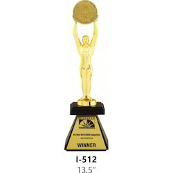 Premium Gold Plated Trophy