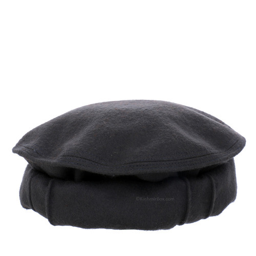 Gray Pakol Cap - View Specifications   Details of Fashion Caps by ... 55f6b5ae44e