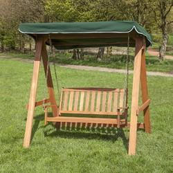 Wooden Swing Outdoor And Garden Furniture Sg Industries In