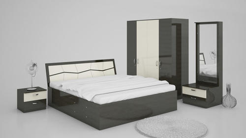 Modular Bedroom Set, Bedroom, Bathroom & Kids Furniture | Aayozan ...