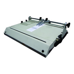 Cover Binding Machine, Model Name/Number: A4