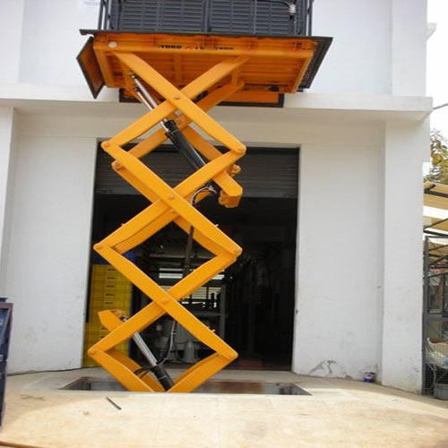 High Rise Scissor Lifts