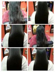 Female Hair Rebondings