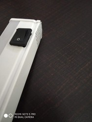LED Tube Light With Switch