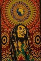 Twin Bob Marley Tapestry Indian Hippie Wall Hanging