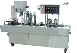 Jelly Fill Seal Machine