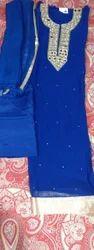 Pure Georgette Suit