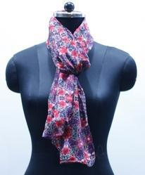 EGSC00021 Floral Cotton Printed Scarf