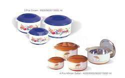 Jumbo Hot Pot and Casserole Set 3