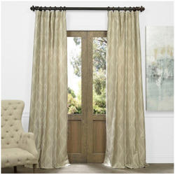 Double Slider Curtains