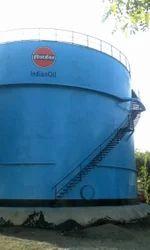 MS Steel Storage Tank