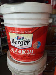 Berger Weather Coat Epoxy Paints