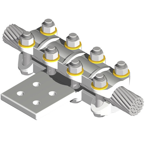 Aluminium Sub Station Clamps And Connectors - Panna And Sons, Delhi