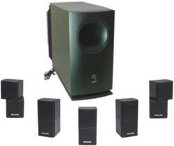 HT 200a - 5.1 Active Home Theater Speakers