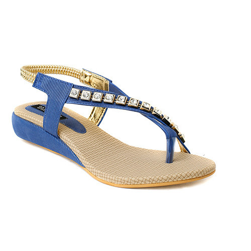 6819bd175 Ladies Flat Sandal