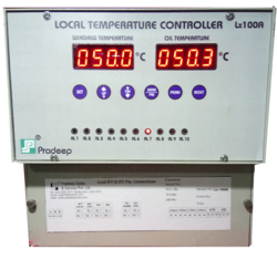 Digital Winding / Oil Temperature Controller