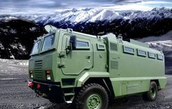 Armored Vehicles at Best Price in India