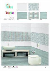 Medium Digital Wall Tiles, Thickness: 8 - 10 Mm