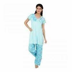 0ff63f49c7b Printed Ladies Night Suit at Rs 400  piece(s)