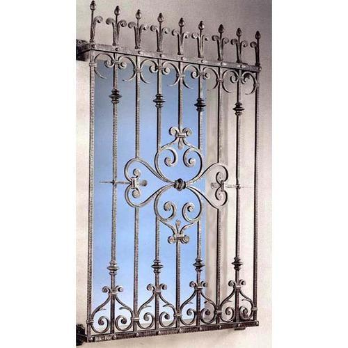 Iron Window Grill At Rs 120 /square Feet