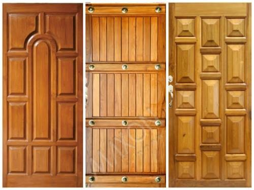 53b9d1cabfb Maxon Burma Teak Wood Doors at Rs 1550  square feet