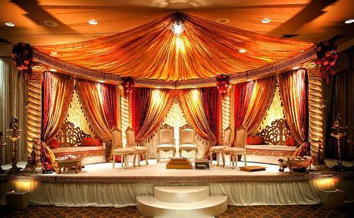 Wedding Party Event Management