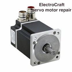ElectroCraft Servo Motor Repair