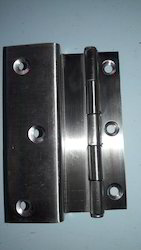 Stainless Steel Door L Hinges, Size: 1.5 mm