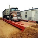 Mild Steel Fully Electronic Weighbridge