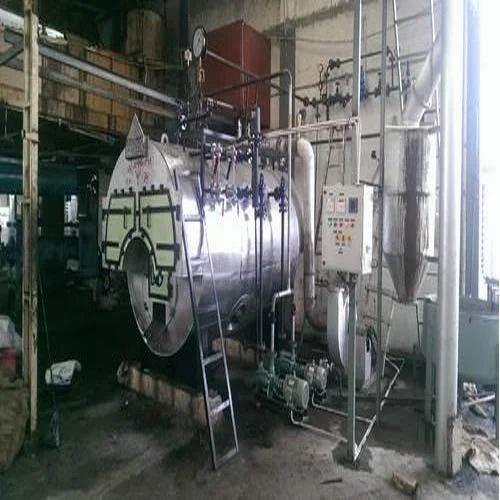IBR Steam Boiler - Wood Coal Fired IBR Steam Boiler Manufacturer