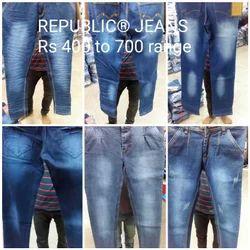 Blue Men Republic Brand Jeans