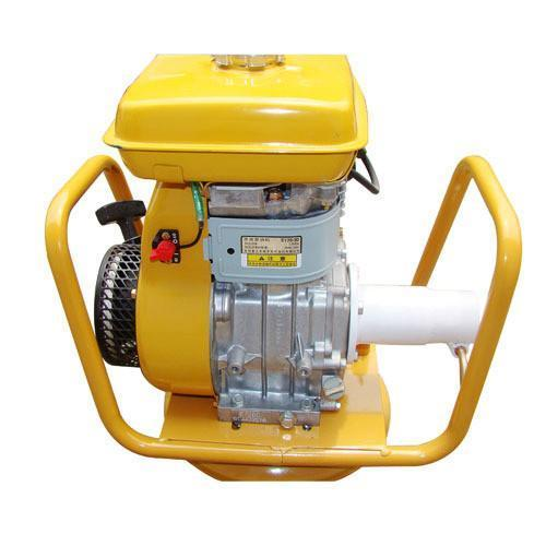 Vibrator engine driven