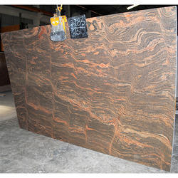 Snake Brown Granite Stone