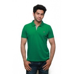 dd4806bdb Manufacturer of Polo T-Shirts & Anthra Colour Half Sleeves Solid ...