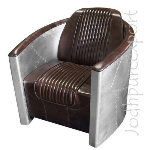armchair eames aviator pilot co lighting chair