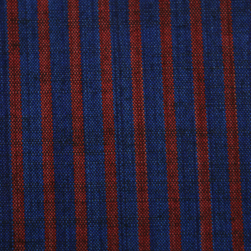 Cotton Stripes Dark Stripe Shirting Fabric