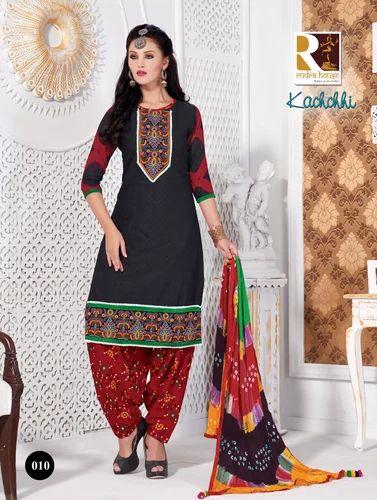 5f478c4ce0 Bollywood Fancy Stylish Patiala Salwar Kameez Suit at Rs 780 /pcs ...