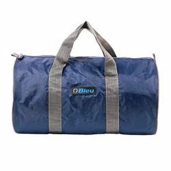 Bleu Blue & Grey Blue And Grey Duffle Bag