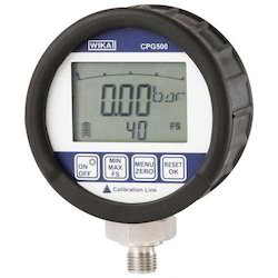 Digital Master Pressure Gauge Calibration