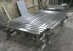 Steel 304 /316 Garden Bench