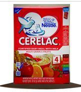 Nestle Cerelac Multigrain 5 Fruits Stage 4