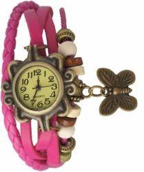 Stylish Butterfly Bracelet Watch