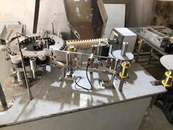 Ampule Labelling Machine