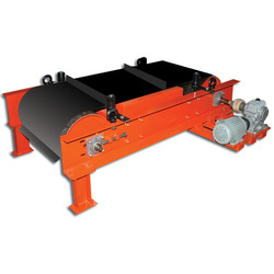Self Cleaning Overband Magnetic Separator