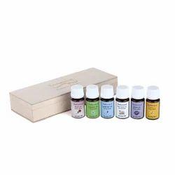 Aromatherapy Diwali Gift Set 6 Floral Fragrances Aroma Oil