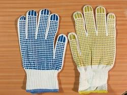 Female Dotted Hand Gloves